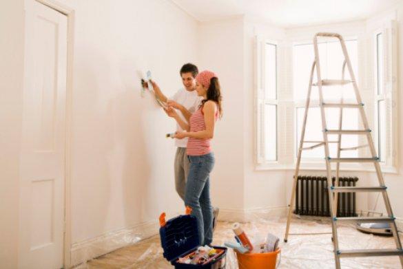 Как я делал ремонт в доме своими руками